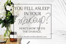 The December Dame - Blog