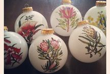 Australian Festive Decorations / We all love the festive season, so here are some great ideas to get you in the festive mood....