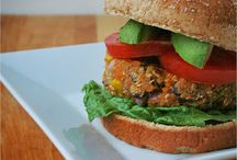 Recipes: Veggie Burgers / by Andrea Hable