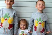 Kid Holiday Shirts & Teacher Gifts