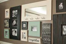 idéias quadros casa
