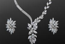Set-Jewellery Set / Swarovski Australian Crystal Accessory