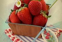Morangos... strawberries I like