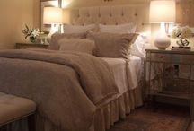 Bedroom decor / Main bedroom