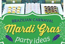 Mardi Gras Party