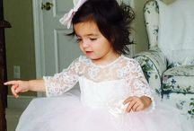 Taylor flower girl dresses