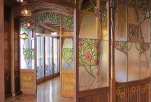 Modernisme (Catalan Art Nouveau)