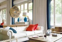 Classic family living room / by Kim Biggs
