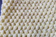 Objets et personnages au crochet ou tricotés
