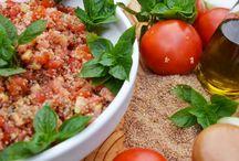 Death by bulgur, freekeh, quinoa and couscous