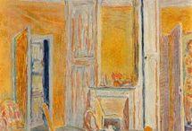 Pintura-Pierre BONNARD