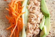 Tuna wraps recipes