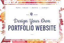 logos and website ideas
