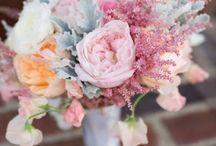 inspirace - svatební květiny