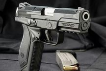 Ruger /  RUGGED, RELIABLE FIREARMS