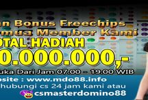 EVENT LIKE & SHARE MASTERDOMINO88