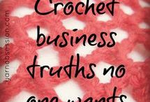 Crochet as a business