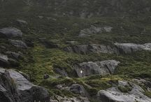 Backdrops Like This Do Exist / Images from Cork To Donegal.