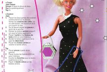 tuto robes barbies
