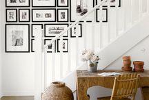 I LOVE: Gallery walls