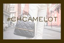 #CHCamelot / Adventure abounds with the #CHCamelot bag, where will it be next? / by Carolina Herrera