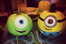 Halloween Ideas / Food, crafts, and decor for Halloween.
