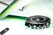 Vacuum cleaner iRobot