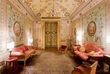 frescoed italian residences / luxury historic villas with spectacular interior - live like an aristocrat!