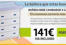Bañera cambiador para bebe / Bañera cambiador para bebe con cajones, #bañerabebe, #bañeracambiador, #mueblebañeracambiador
