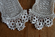 French Vintage Lace & Crochet