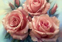 flores preciosas y plantas Raras / plantas