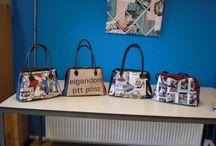 Workshops Tassen / Deze tassen worden gemaakt tijdens de workshop