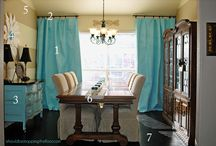 Dining room / by Courtney Sanders