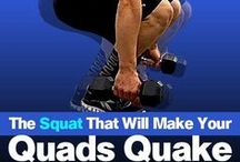 Dumbell squat