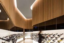 Commercial spaces / Commercial/ hospitality in interior design / by Phoebe Morrison