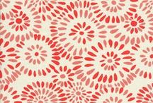 textiles & patterns / by Megan K.