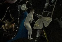 Hieronymus Bosch / by Stefano Salvia