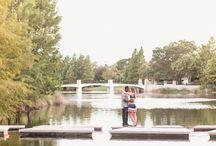 Baldwin Park Engagement Sessions, Orlando / Orlando wedding & engagement photographer captures engagement photography sessions in Baldwin Park