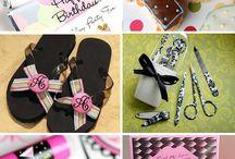 Birthday ideas / by Christine Major