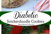Diabetic Menu: Desserts