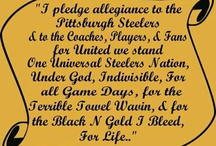 For the hubby / For my other half who is a MAJOR Steelers fan, muscle car fanatic, Christian, spider hater, animal rescuer, Indian descendant, and loves wolves. / by Jennifer Pierce