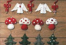 A Vianoce dekoracie