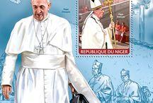 New stamps issue released by STAMPERIJA | No. 381 / NIGER 25 04 2014 - Code: NIG14101a-NIG14113b