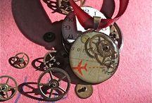 jewellery - Gears