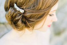 Wedding hair / by die Ciuciu´s