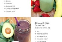 recepty smoothies