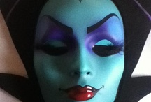 Theatrical makeup!!!