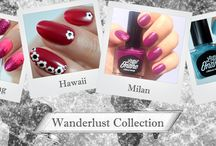 Little Ondine: Wanderlust Collection / Introducing our newest Little Ondine Wanderlust Collection. Ideal for those special occasions, adventure seeking, and perfect fun days out.   Check out and shop new colours while stock last.    #LittleOndine #bbloggers #veganbeauty #nailpolish #nails #wanderlustcollection #newcollection #fiji #hawaii #london #milan #stargazing