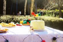 Little Man 1st bday  / by Mamie Ameling
