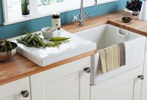 Traditional Kitchens, Sinks & Taps / Traditional, timeless and full of character.
